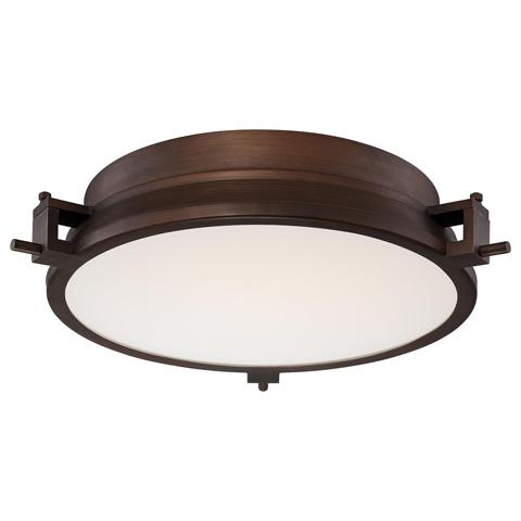 George Kovacs Lighting, Inc. - Loupe LED Flush Mount - P1109-647-L