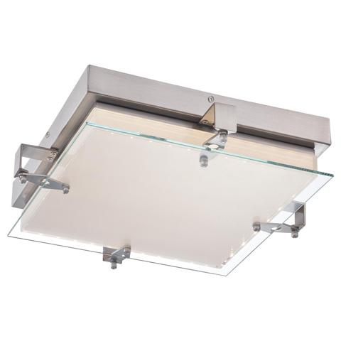George Kovacs Lighting, Inc. - Cuff Link LED Flush Mount - P1121-084-L