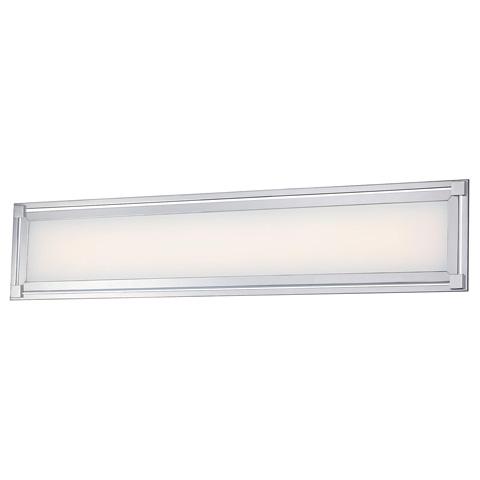George Kovacs Lighting, Inc. - Framed LED Bath Sconce - P1164-077-L