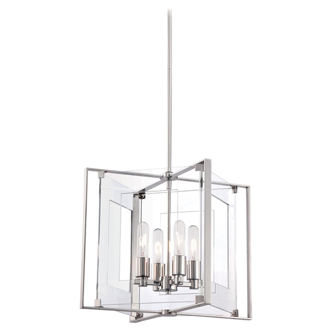 George Kovacs Lighting, Inc. - Crystal Clear Pendant - P1404-613