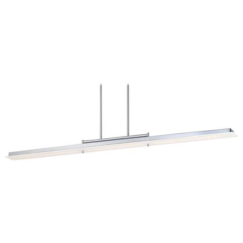 George Kovacs Lighting, Inc. - Twist and Shout LED Island Pendant - P1902-077-L