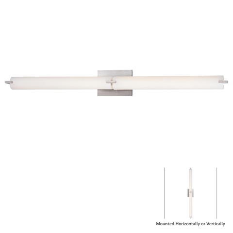 George Kovacs Lighting, Inc. - LED Bath Wall Sconce - P5046-084-L