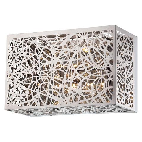 George Kovacs Lighting, Inc. - Hidden Gems LED Bath Sconce - P6981-077-L