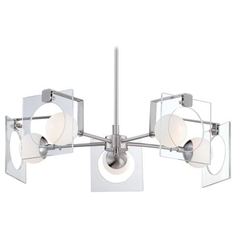 George Kovacs Lighting, Inc. - Hole In One Chandelier - P995-084