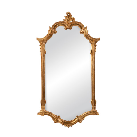 La Barge - Elegant Mirror - 1527