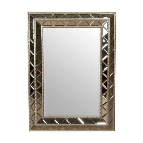 La Barge - Rectangular Mirror - LM1927