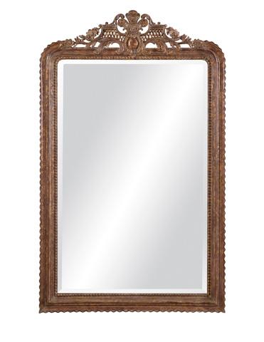 La Barge - Hand Carved Mirror - LM2473