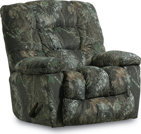 Lane Home Furnishings - Lucas Glider Recliner - 2059