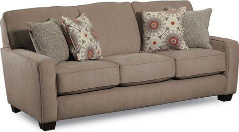 Lane Home Furnishings - Ethan Sleeper Loveseat - 677-25