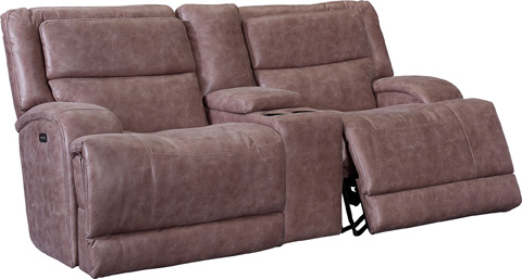 Lane Home Furnishings - Zevon Reclining Console Loveseat - 236-53