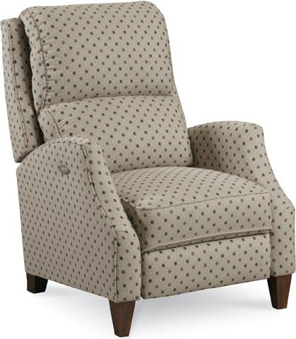 Lane Home Furnishings - Preston Low-Leg Recliner - 2976