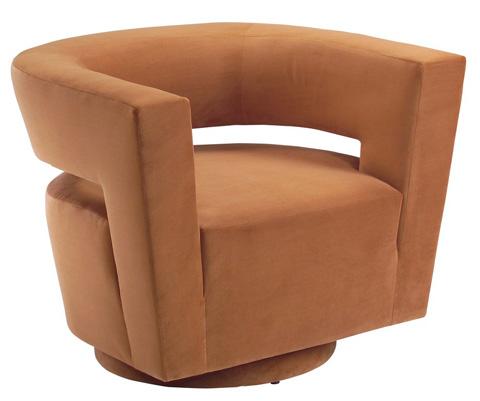 Lazar - Galactica Return Swivel Chair - 4020