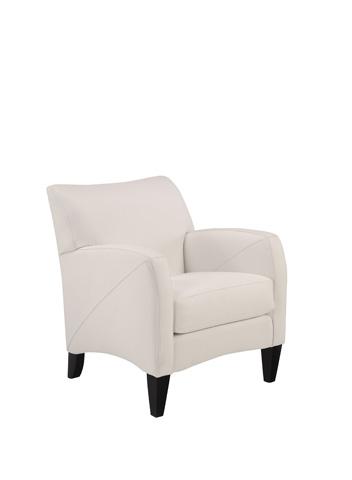 Lazar - Comet Leather Chair - L475/