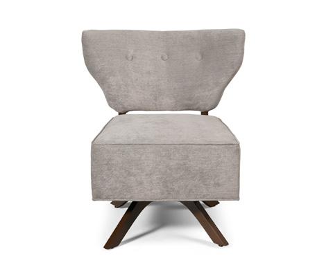 Lazar - Swivelette Chair - 90404SW/