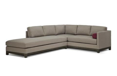 Lazar - Bellevue Sectional - 570092XL, 570090XR