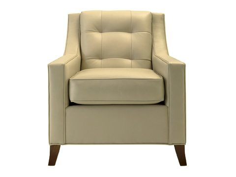 Leathercraft - Gatsby Chair - 112