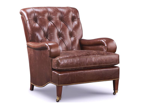 Leathercraft - Collins Chair - 1142-18