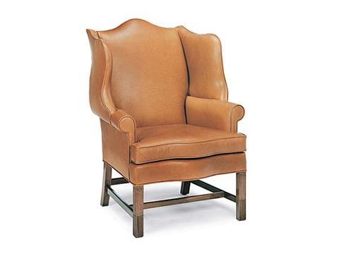 Leathercraft - Beckham Wing Chair - 1251-17