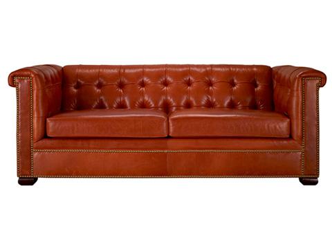 Leathercraft - Claridge Tufted Sofa - 1280-18