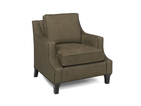 Leathercraft - Lincoln Chair - 2732