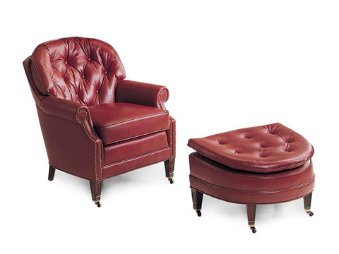 Leathercraft - Kirkland Lounge Chair - 292-19