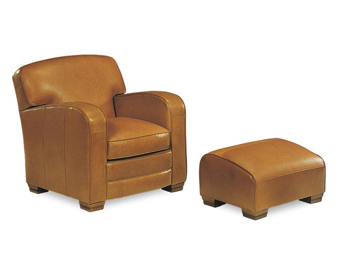 Leathercraft - Townhouse Chair - 2952