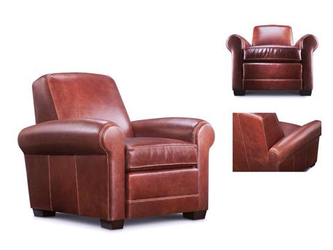 Leathercraft - Baxter Chair - 2982