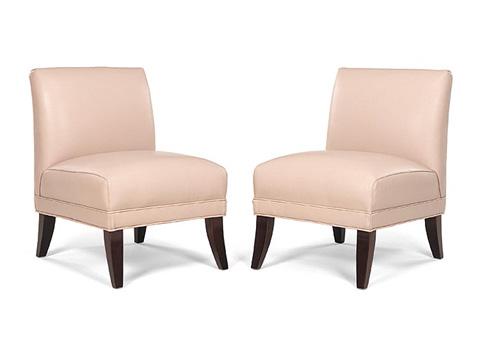 Leathercraft - Symone Armless Chair - 4242-10