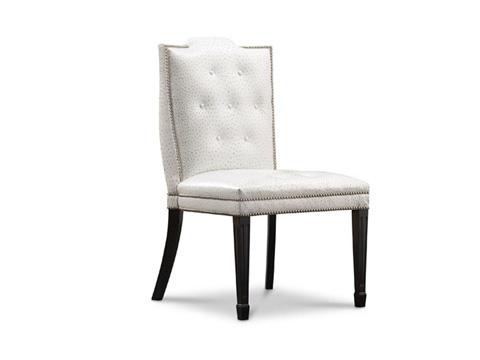 Leathercraft - Stewart Dining Chair - 492