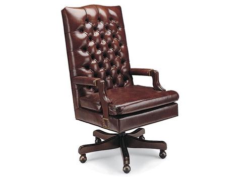Leathercraft - Sullivan Tilt Swivel Chair - 793-18