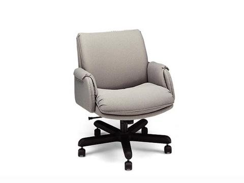 Leathercraft - Asher Low Back Tilt Swivel Chair - 9132