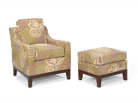 Leathercraft - Hayley Chair - 960-02