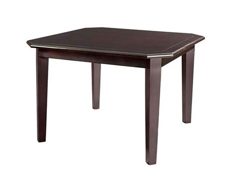 Leathercraft - Schwartz Game Table - GT-511