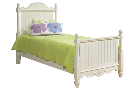 Legacy Classic Furniture - Full Scroll Poster Bed - 481-4104K