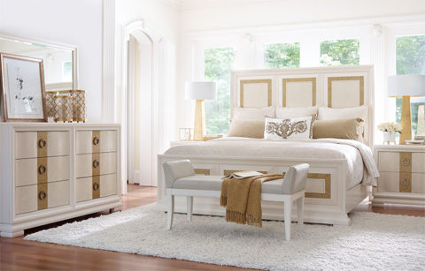 Legacy Classic Furniture - Bench - 5010-4800