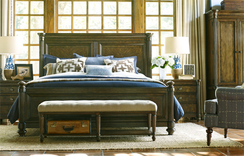 Legacy Classic Furniture - Bench - 5200-4800