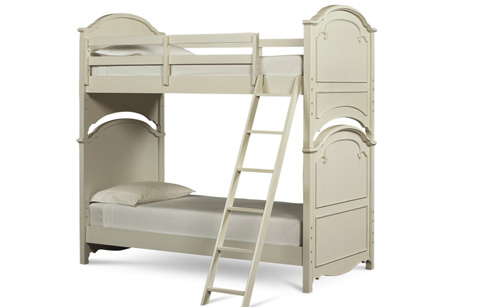 Legacy Classic Furniture - Twin over Twin Bunk Bed - 3850-8110K