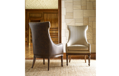 Legacy Classic Furniture - Upholstered Hostess Chair - 5200-451 KD