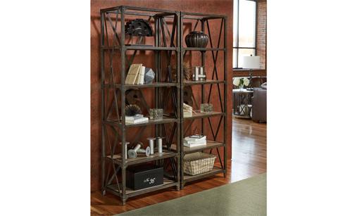 Legacy Classic Furniture - Etagere - 5610-5201
