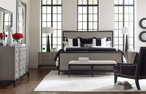 Legacy Classic Furniture - Queen Panel Bed - 5640-4105K
