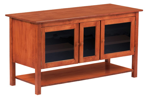 Leisters Furniture, Inc. - Country Plasma TV Table - 223