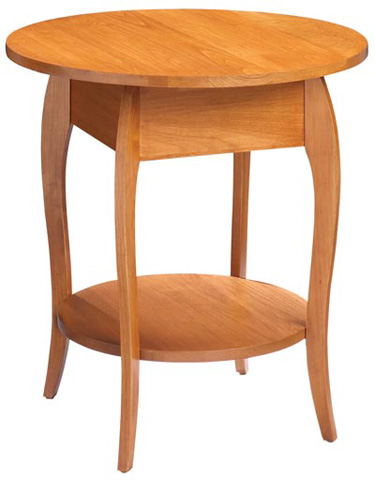 Leisters Furniture, Inc. - Round End Table - 240