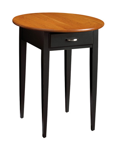Leisters Furniture, Inc. - Oval End Table - 292
