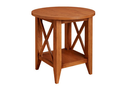 Leisters Furniture, Inc. - Round End Table - 452