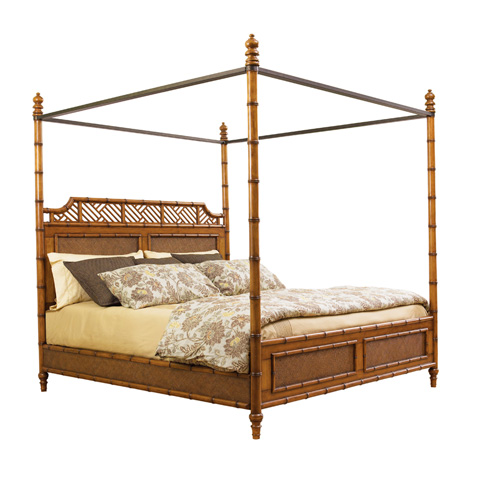 Tommy Bahama - West Indies Bed in King - 531-164C