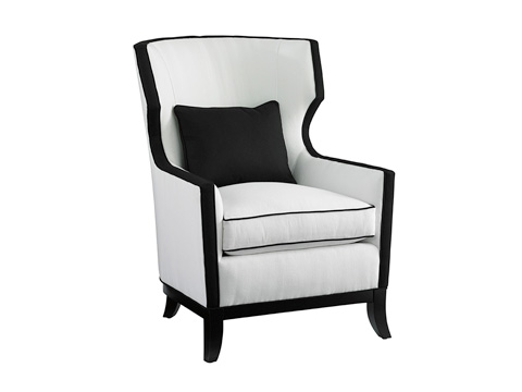 Lexington Home Brands - Angie Wing Chair - 7680-11