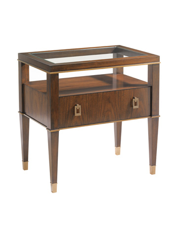 Lexington Home Brands - Copley Nightstand - 706-622