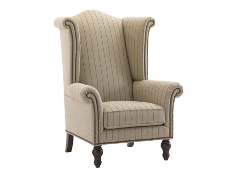 Lexington Home Brands - Kings Row Wing Chair - 7760-11