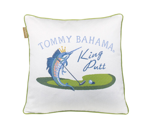 Tommy Bahama - King Putt Throw Pillow - 8880-20CC