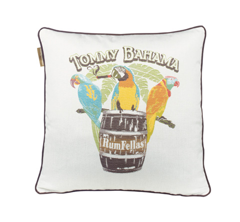 Tommy Bahama - Rum Fellas Throw Pillow - 8880-20GG